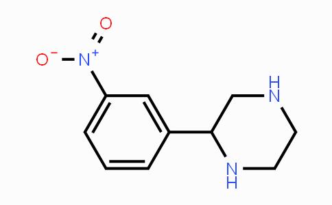 65709-29-7 | 2-(3-nitrophenyl)piperazine
