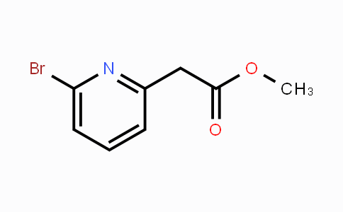 907191-65-5 | methyl 2-(6-bromopyridin-2-yl)acetate