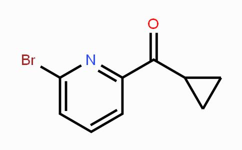 1287217-34-8 | (6-bromopyridin-2-yl)(cyclopropyl)methanone