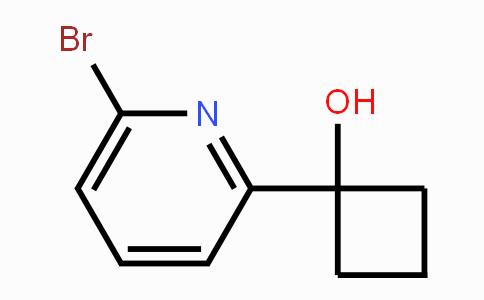 1520003-18-2 | 1-(6-bromopyridin-2-yl)cyclobutanol