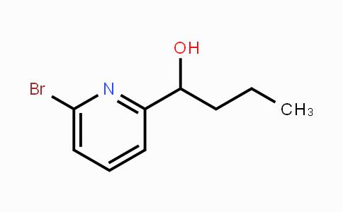 638214-48-9 | 1-(6-bromopyridin-2-yl)butan-1-ol