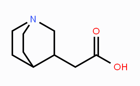 MC447150 | 38206-85-8 | 2-(quinuclidin-3-yl)acetic acid
