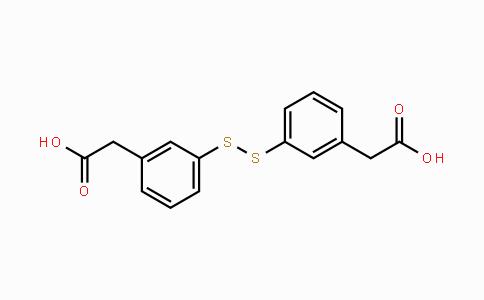 80441-59-4 | 3,3'-dithiobis(phenylacetic acid)