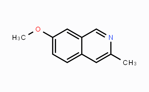 MC447173 | 40134-07-4 | 7-methoxy-3-methylisoquinoline