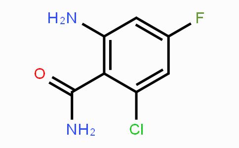 940054-51-3 | 2-amino-6-chloro-4-fluorobenzamide