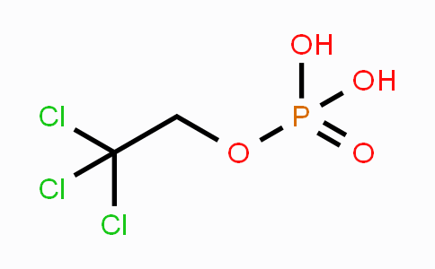 MC447186 | 306-52-5 | 2,2,2-trichloroethyl dihydrogen phosphate