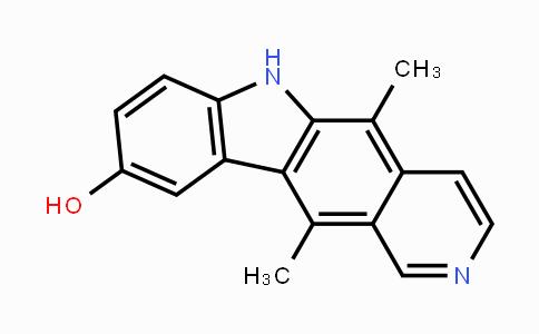 51131-85-2 | 5,11-dimethyl-6H-pyrido[4,3-b]carbazol-9-ol