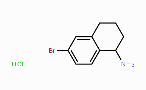 1337523-99-5 | 6-bromo-1,2,3,4-tetrahydronaphthalen-1-amine hydrochloride