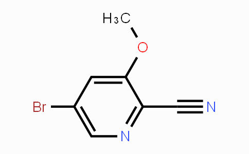 MC447200 | 36057-46-2 | 5-bromo-3-methoxypicolinonitrile