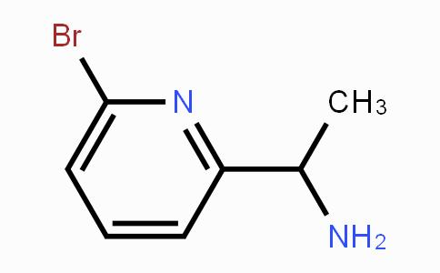 914950-77-9 | 1-(6-bromopyridin-2-yl)ethanamine