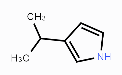 7696-52-8   3-isopropyl-1H-pyrrole