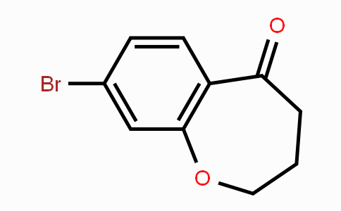141106-23-2 | 8-bromo-3,4-dihydrobenzo[b]oxepin-5(2H)-one