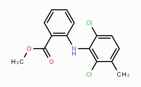 3254-79-3 | 2-(2,6-Dichloro-3-methylphenylamino)benzoic acid methyl ester