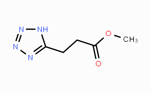 MC447216 | 134558-05-7 | methyl 3-(1H-tetrazol-5-yl)propanoate