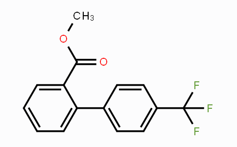 91748-18-4 | methyl 4'-(trifluoromethyl)biphenyl-2-carboxylate