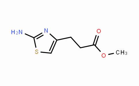 MC447232 | 398472-21-4 | methyl 3-(2-aminothiazol-4-yl)propanoate