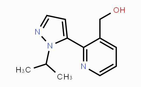 1446321-93-2 | (2-(1-isopropyl-1H-pyrazol-5-yl)pyridin-3-yl)methanol