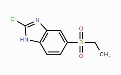 1395818-86-6 | 2-chloro-5-(ethylsulfonyl)-1H-benzo[d]imidazole