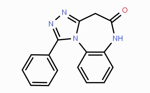137731-25-0 | 1-Phenyl-4H-[1,2,4]triazolo[4,3-a][1,5]benzodiazepin-5(6H)-one