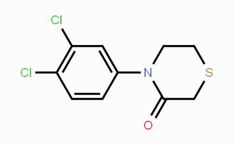 205683-35-8 | 4-(3,4-dichlorophenyl)thiomorpholin-3-one