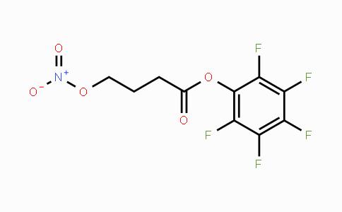 838878-70-9 | perfluorophenyl 4-(nitrooxy)butanoate