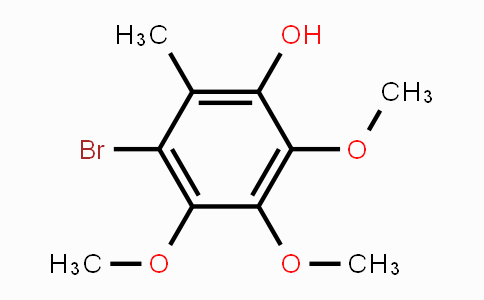 918799-14-1 | 3-bromo-4,5,6-trimethoxy-2-methylphenol