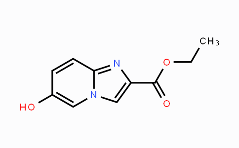 1254170-86-9 | ethyl 6-hydroxyimidazo[1,2-a]pyridine-2-carboxylate