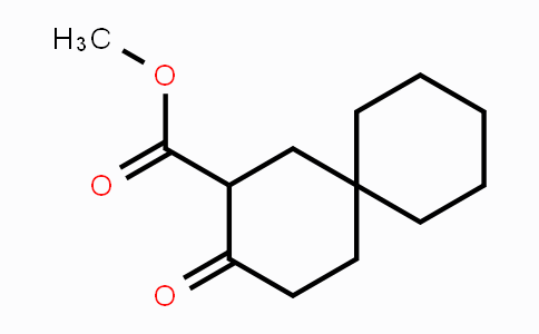 1147730-85-5 | 3-oxo-spiro[5.5]undecane-2-carboxylic acid methyl ester