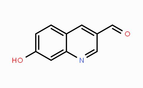 363135-54-0 | 7-hydroxyquinoline-3-carbaldehyde