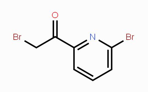 949154-36-3 | 2-bromo-1-(6-bromopyridin-2-yl)ethanone