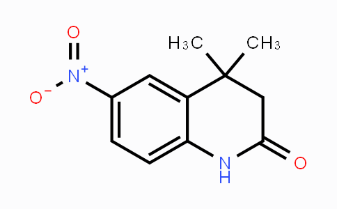 117241-97-1 | 4,4-dimethyl-6-nitro-3,4-dihydroquinolin-2(1H)-one