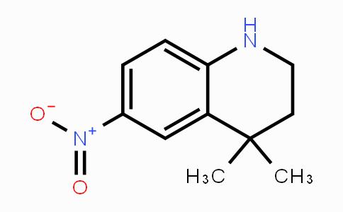 1263378-10-4 | 4,4-dimethyl-6-nitro-1,2,3,4-tetrahydroquinoline