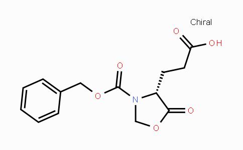 97975-57-0 | (R)-3-(3-(benzyloxycarbonyl)-5-oxooxazolidin-4-yl)propanoic acid