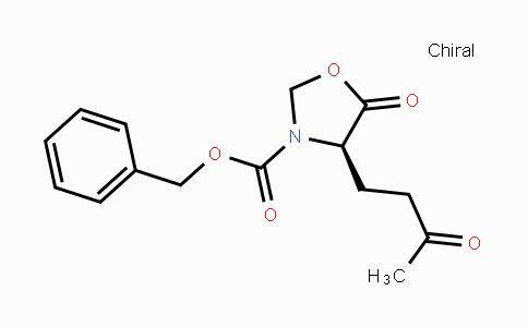 MC447305 | 102682-76-8 | (R)-benzyl 5-oxo-4-(3-oxobutyl)oxazolidine-3-carboxylate
