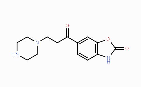 1144162-23-1 | 6-(3-(piperazin-1-yl)propanoyl)benzo[d]oxazol-2(3H)-one