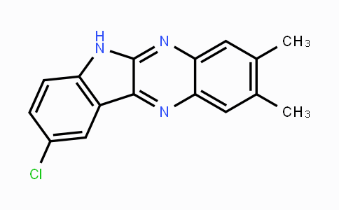 49764-31-0 | 9-chloro-2,3-dimethyl-6H-indolo[2,3-b]quinoxaline