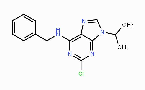 186692-41-1 | N-benzyl-2-chloro-9-isopropyl-9H-purin-6-amine