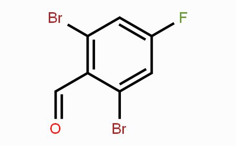 938467-02-8 | 2,6-dibromo-4-fluorobenzaldehyde