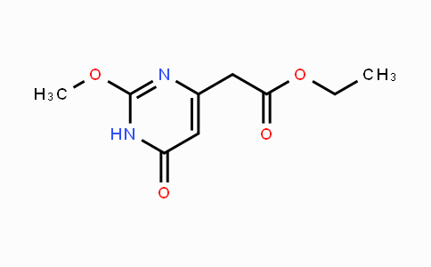 DY447323 | 251347-69-0 | ethyl 2-(2-methoxy-6-oxo-1,6-dihydropyrimidin-4-yl)acetate