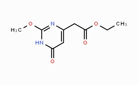 MC447323 | 251347-69-0 | ethyl 2-(2-methoxy-6-oxo-1,6-dihydropyrimidin-4-yl)acetate