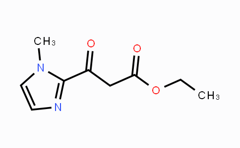 1229426-30-5 | ethyl 3-(1-methyl-1H-imidazol-2-yl)-3-oxopropanoate