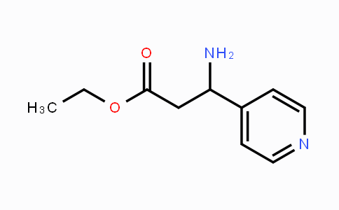 77742-28-0 | ethyl 3-amino-3-(pyridin-4-yl)propanoate