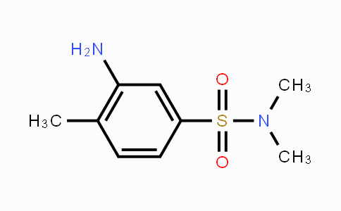 6331-68-6 | 3-amino-N,N,4-trimethylbenzenesulfonamide