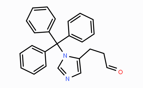 DY447359 | 186096-23-1 | 3-(1-trityl-1H-imidazol-5-yl)propanal