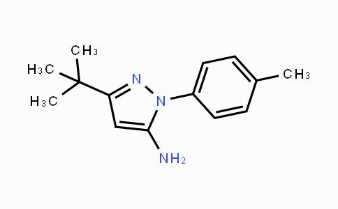 317806-86-3 | 3-tert-butyl-1-p-tolyl-1H-pyrazol-5-amine