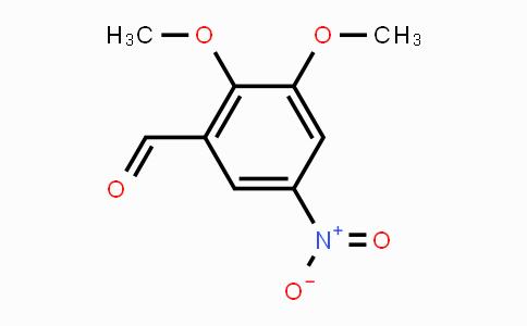 6324-49-8 | 2,3-dimethoxy-5-nitrobenzaldehyde