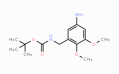 1187660-29-2 | tert-butyl 5-amino-2,3-dimethoxybenzylcarbamate