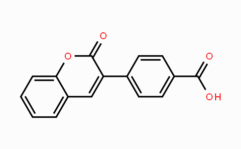 14071-70-6 | 4-(2-oxo-2H-chromen-3-yl)benzoic acid