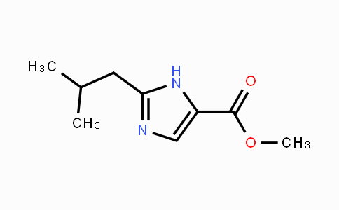 DY447392 | 1249679-71-7 | methyl 2-isobutyl-1H-imidazole-5-carboxylate