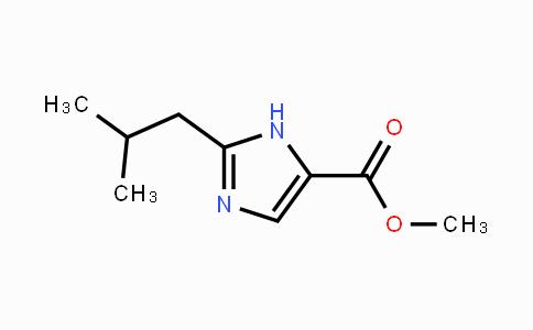 MC447392 | 1249679-71-7 | methyl 2-isobutyl-1H-imidazole-5-carboxylate